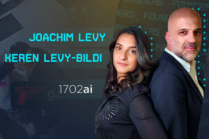 1702ai Co-Founders Joachim Levy and Keren Levy-Bildi: Weapon Detection with AI