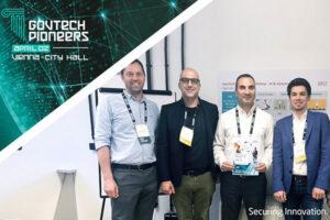 Die Gewinner des BRZ-Workshops bei GovTech.Pioneers19